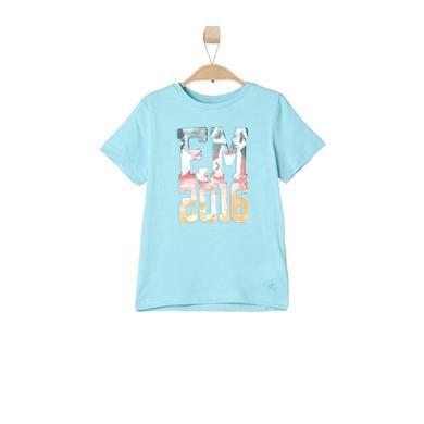 s.OLIVER Boys T-Shirt midnight blue - blau - Jungen