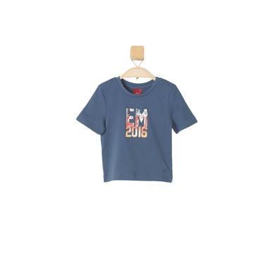 s.OLIVER Boys T-Shirt ocean blue - blau - Jungen