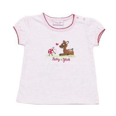 Salt and Pepper Baby Glück Girls T-Shirt rosé Mädchen