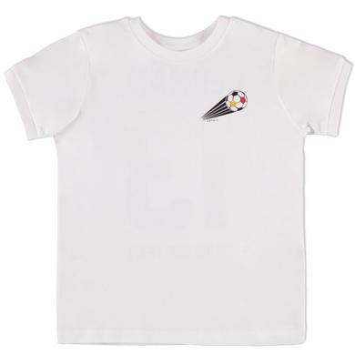 Levně ESPRIT Boys - Fotbalové tričko Německo, bílé