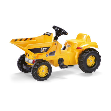 Tretfahrzeuge - rolly®toys rollyKid Dumper CAT 024179 - Onlineshop