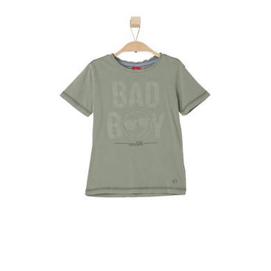 s.OLIVER Boys T-Shirt khaki - grün - Jungen