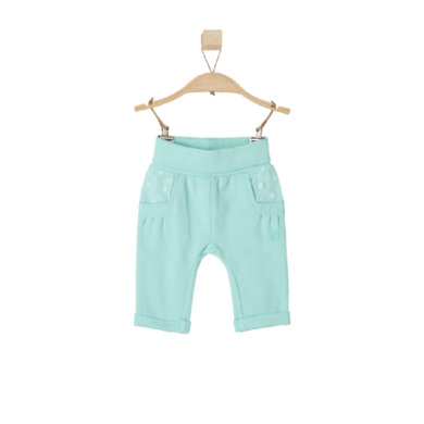 s.OLIVER Girls Hose mint - blau - Mädchen
