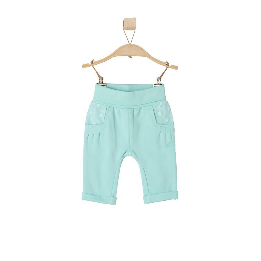 s.OLIVER Girls Hose mint