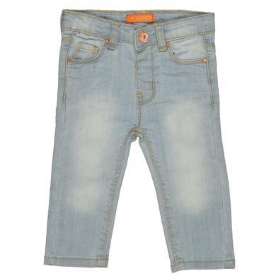 Babyhosen - STACCATO Girls Baby Jeans light blue denim - Onlineshop Babymarkt
