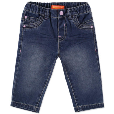 Staccato Girls Baby Jeans blue denim bunt Gr.80 Mädchen