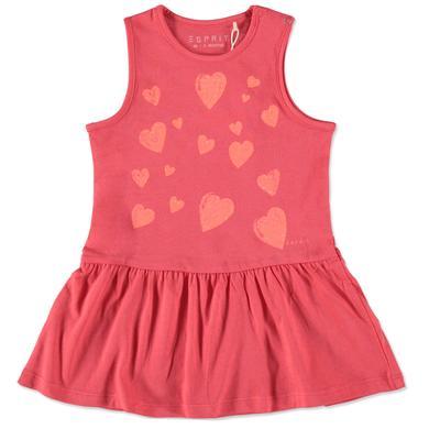 Esprit Girls Kleid korallrot orange Mädchen