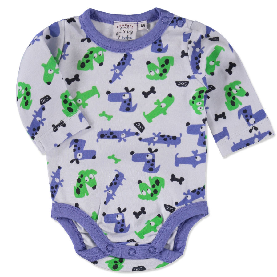 MAX COLLECTION Boys Body all over hellblau