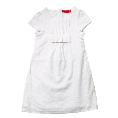 Minigirlroeckekleider - SALT AND PEPPER Girls Kleid white - Onlineshop Babymarkt