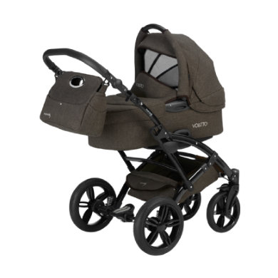 KNORR-Baby Voletto 3 in 1 2016 brown - hnědá