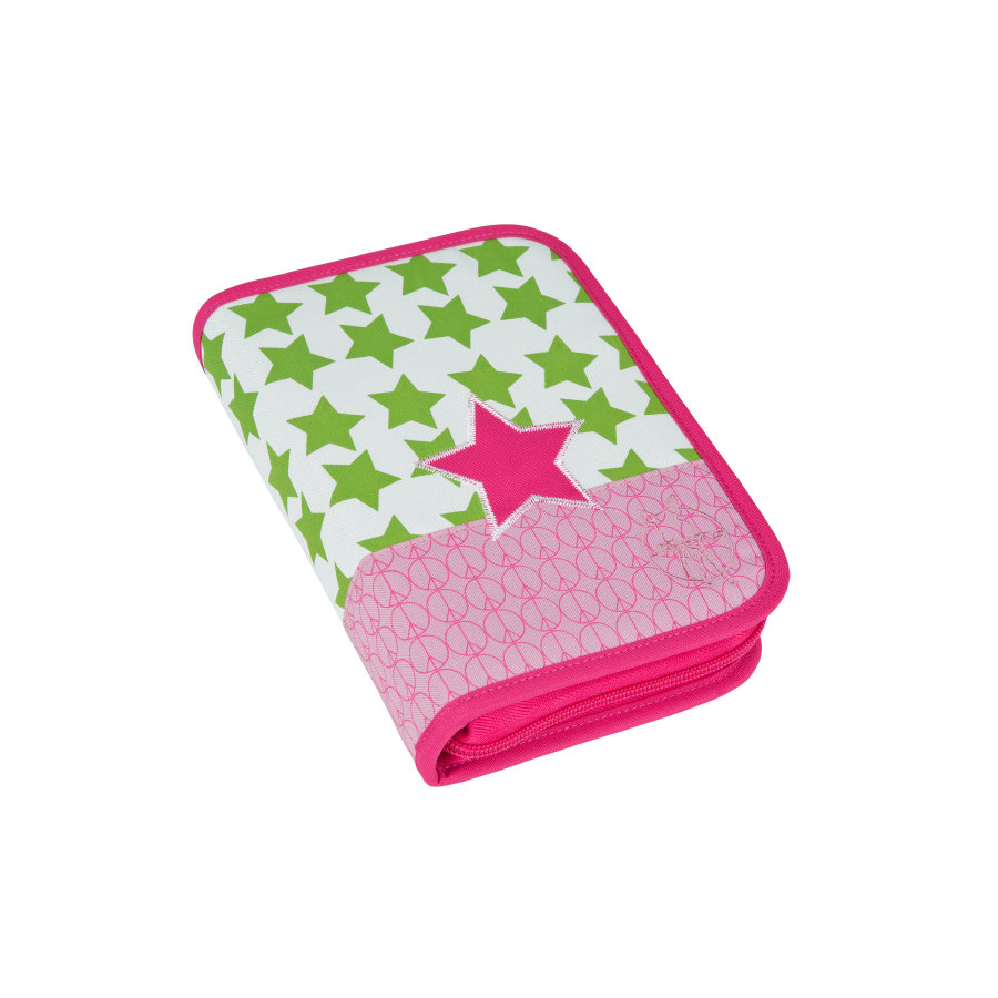 Lässig 4Kids School Pencil Case Big starlight magenta