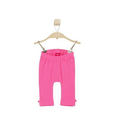 s.OLIVER girls Leggings pink - Mädchen
