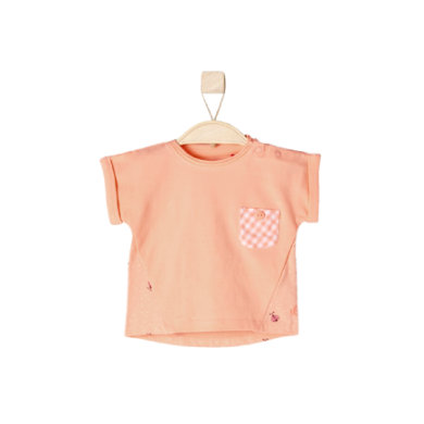 s.OLIVER Girls T-Shirt light orange - Mädchen