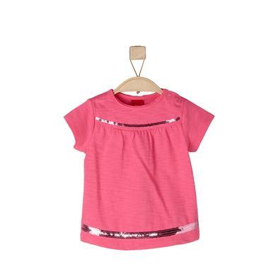s.OLIVER Girls T-Shirt pink - Mädchen
