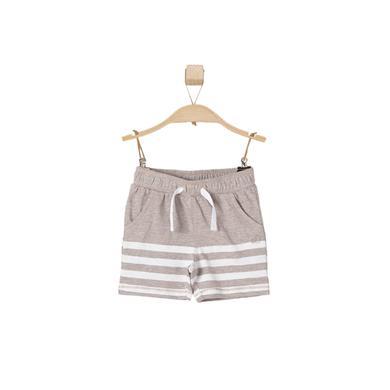 s.OLIVER Boys Shorts brown melange - braun - Mädchen