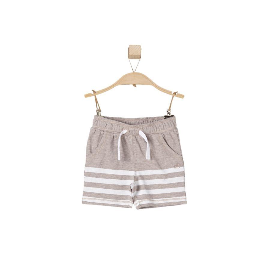 s.OLIVER Boys Shorts brown melange