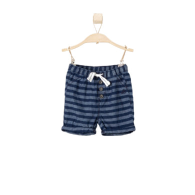 s.OLIVER Boys Shorts blue denim regular - blau - Mädchen
