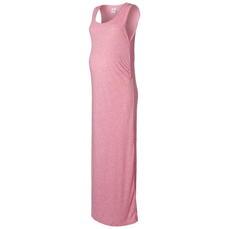 Schwangerschaftsmode für Frauen - MAMA LICIOUS Umstands Kleid MLNEW FRIDGE rosa  - Onlineshop Babymarkt