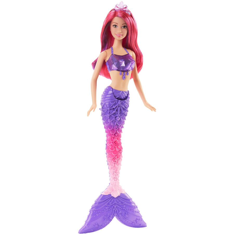 MATTEL Barbie 4 Königreiche - Juwelen-Meerjungfrau