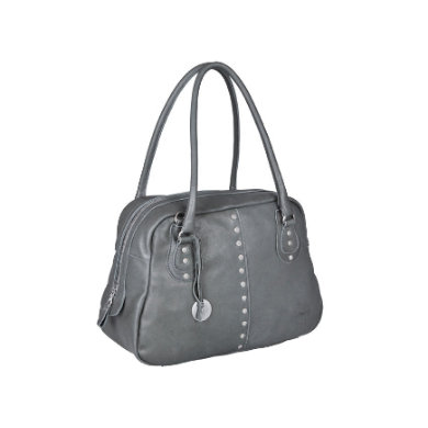 LÄSSIG Premium Label Fair & Lässig Bowler Bag grey