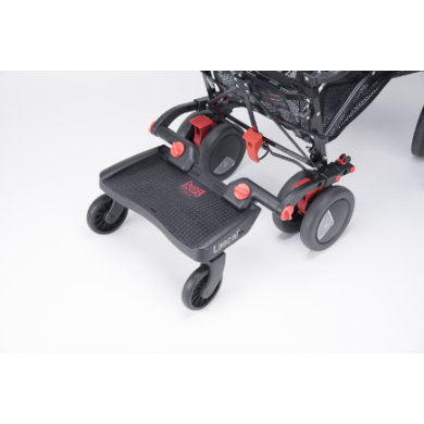 Lascal Buggy Board Mini 3D rood