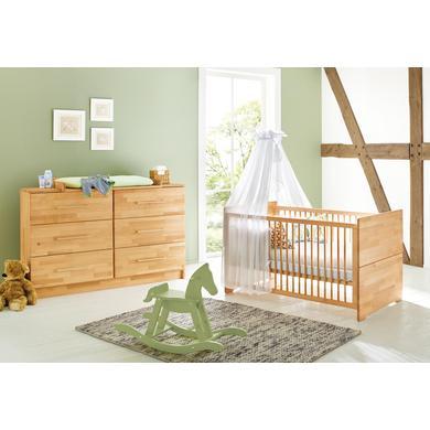 Babyzimmer - Pinolino Sparset Natura extrabreit 2 teilig  - Onlineshop Babymarkt
