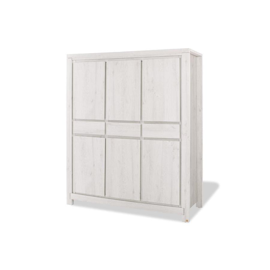 pinolino kleiderschrank nina preisvergleich die besten. Black Bedroom Furniture Sets. Home Design Ideas