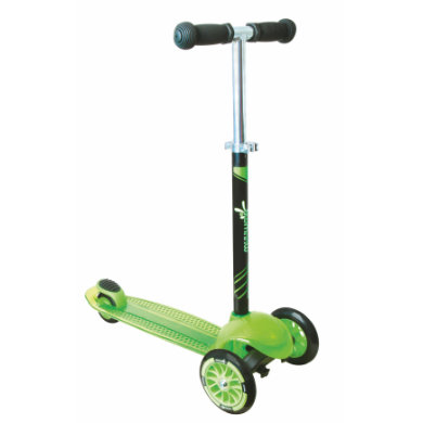 Authentic Sports Kidsscooter UP Muuwmi grün