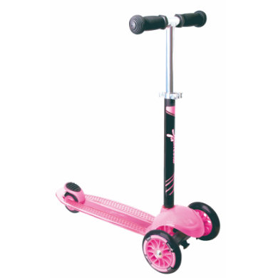 Authentic Sports Kidsscooter UP Muuwmi pink rosa pink