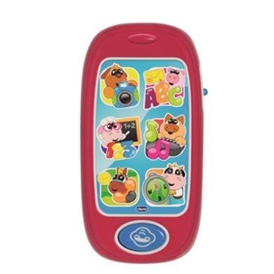 chicco Smartphone Deutsch/Englisch - rot
