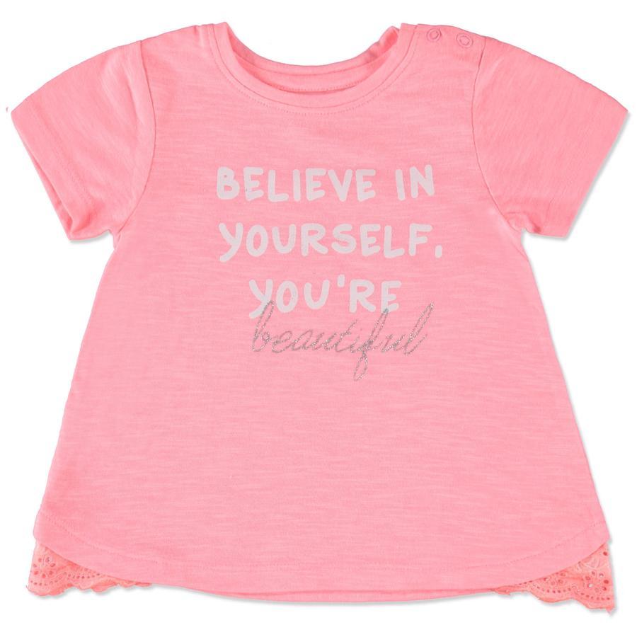 STACCATO Girls Baby T-Shirt neon peach