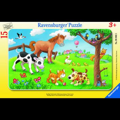 Ravensburger marco de rompecabezas - adorables