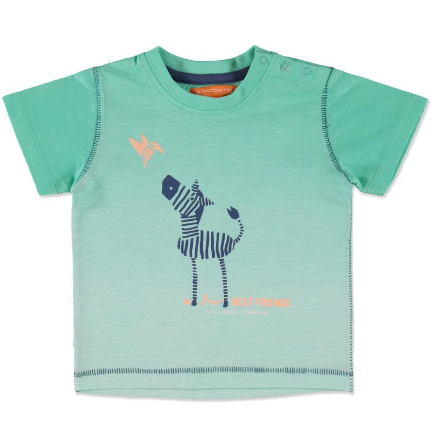 STACCATO Boys Baby T-Shirt summergreen