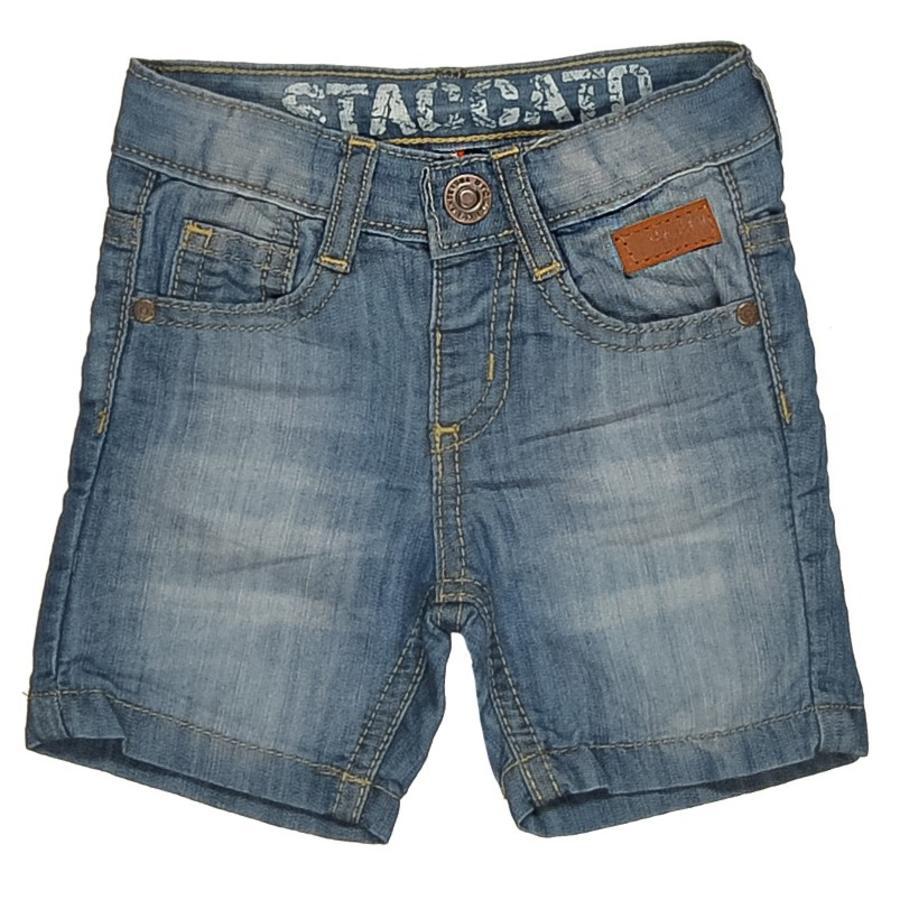 STACCATO Boys Baby Jeans Bermudas blue denim
