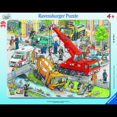AVENSBURGER Puzzle - Z�chrann� akce, 39 d�l?