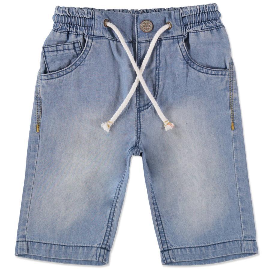 STACCATO Boys Baby Jeans Bermudas light blue denim