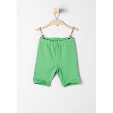 s.Oliver Girls Radlerhosen green - grün - Mädchen