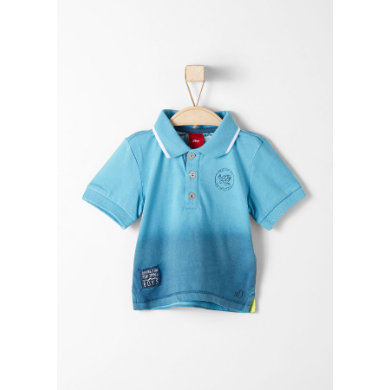 s.Oliver Poloshirt blue - blau - Jungen