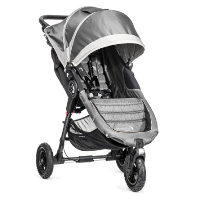 Baby Jogger Buggy City Mini GT 3 wheeler steel-gray