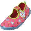 Playshoes Ochrona przed promieniowaniem UV Buty wodne różowy kolor kwiatów