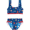 Playshoes Girl s protection UV bikini étoiles étoiles bleu
