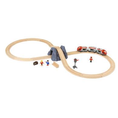 Brio ® WORLD Eisenbahn Starter Set A 33773