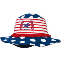Playshoes Girls Uv-Schutz Sonnenhut Blumen Hat