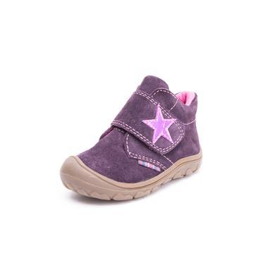Lurchi Girls Lauflernschuh Groby blackberry (mittel) lila Gr.Babymode (6 24 Monate) Mädchen