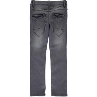Miniboyhosen - name it Boys Jeans Ted dark grey denim - Onlineshop Babymarkt