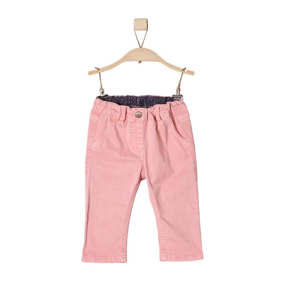 s.Oliver Girls Hose light pink