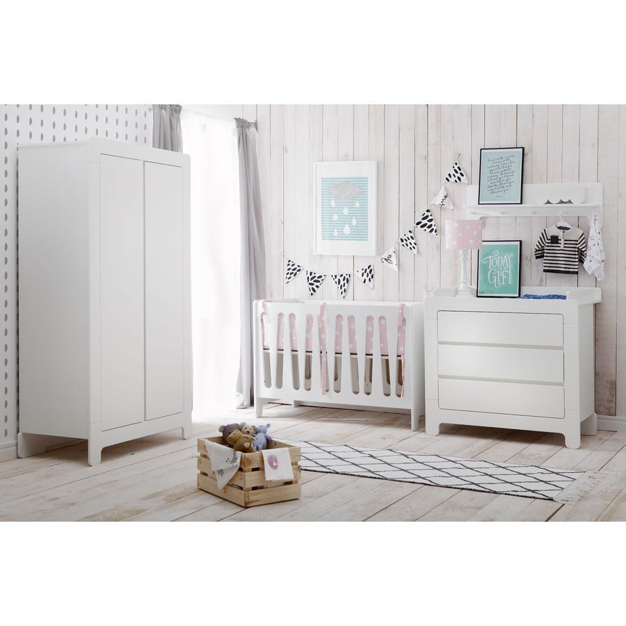 Image of bisal Kinderzimmer Moon - weiß - Gr.70x140 cm