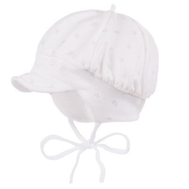 Babytaufbekleidung - maximo Schildmütze Taufe artikweiß – Gr.Babymode (6 – 24 Monate) – Unisex - Onlineshop Babymarkt