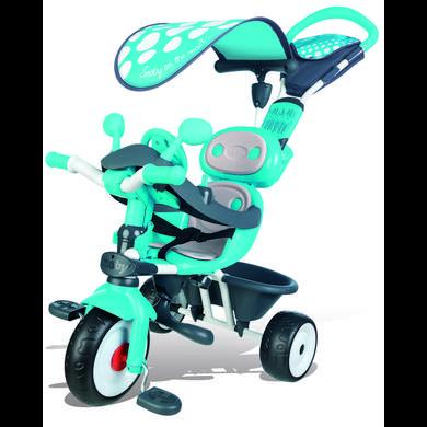 Smoby Dreirad Baby Driver Komfort Blau blau