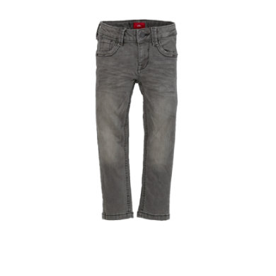 s.Oliver Boys Jeans grey denim slim - grau - Jungen